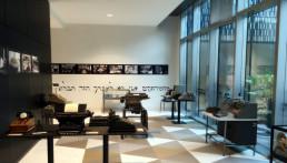 Un beau cadre pour un beau Musée