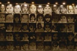 Réserve du musée des enfants II, de Christian Boltanski (1989)