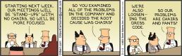 Dilbert & the Agility
